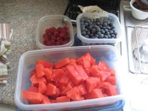 mmmmm fruit